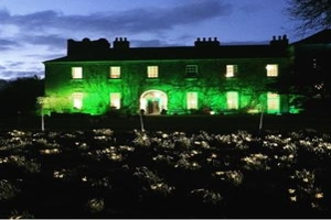 St Patricks Night at Ballymaloe House in East Cork for 180 pps