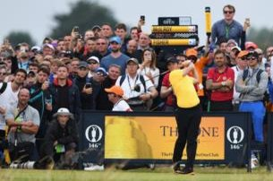Attend 2 days at The 148th Open in Royal Portrush and play 3 rounds of golf on Irelands east coast w