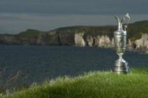 Play in the northwest and attend The 148th Open SILVER Package with Golf Vacations Ireland for 2370