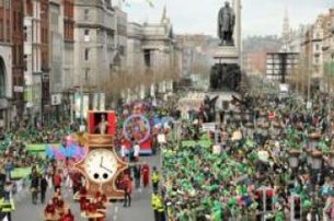 Go Green  Enjoy St Patricks Day Festival in Dublin with the Herbert Park Hotel Dublin from 304