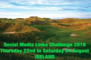 Be a part of the 6th Annual Tournament of the Links Challenge 2019 with Experience Ireland Golf  Tra