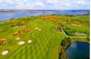 Enjoy a round of golf with a Complimentary Golf Cart in July with Galway Bay Golf Resort when booked