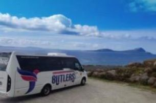 Enjoy a 5 Star Luxury Tour and Indulge Yourself In The Ultimate Irish Experience with Butlers Tours
