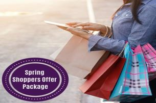 What could be better than a Spring Shoppers Offer Package at Irvinestown Co Fermanagh with Mahons Ho