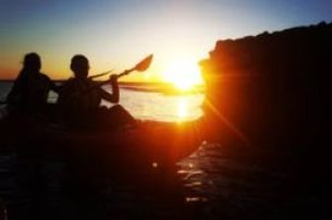 Try something new with a Sunset Kayaking Experience for Two from The Irish Experience Co Wexford for