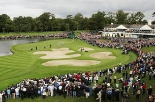 Be part of The Ryder Cup Experience at The K Club Co Dublin from 285 per person sharing