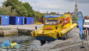 Act fast 20 off Adult  Child Tour Tickets with Viking Splash Tours Dublin
