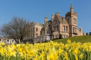 Belfast in Bloom at the luxurious Culloden Estate  Spa from 100 pps