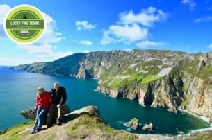 Discover the Real Donegal with Lucky Find Tours Co Donegal Walking Tours  Driven tours receive 20 di