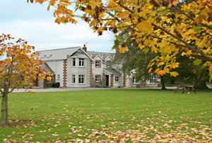 Enjoy a relaxing 2 night BB stay in the 5 star Coolanowle Country House on the Laois Carlow border f