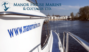 24 berth Cruiser on Lough Erne with Manor House Marine  Cottages Co Fermanagh  Book 4 nights for the
