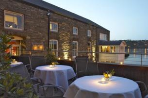 Enjoy a Kinsale minibreak special  2 Nights BB and 1 Dinner with the Trident Hotel Kinsale Co Cork f