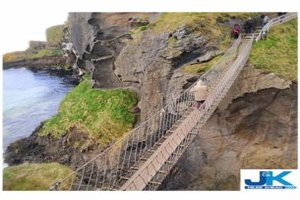 Hire a coach and explore the Causeway Coast this Autumn with JK Coaches