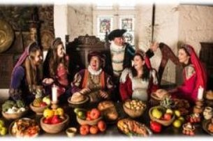 Be part of the fun with a Special offerBunratty Castle Medieval Banquet with Shannon Heritage from 4