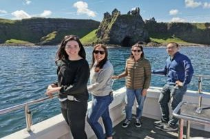 Twohour sightseeing Coastal Boat tour Our Living Sea  departs from Portrush Harbour 25 per person