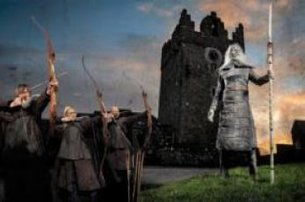 White Walker Archery Challenge at Winterfell Castle from just 38.50 pp