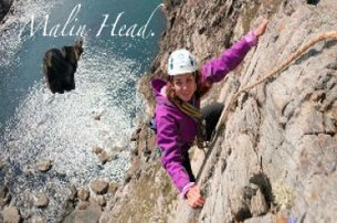 Embrace the great outdoors with a 2 Night BB 1 Dinner Stay with Half Day Rock Climbing included with