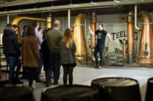 Get 10 off admission to the awardwinning Teeling Whiskey Distillery Dublin when booking on line
