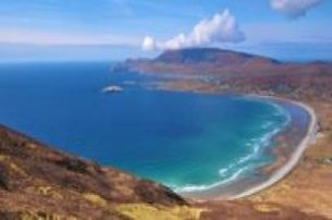 Explore the wonders of the Wild Atlantic Way at Achill Cliff House Hotel Achill Island Co Mayo from