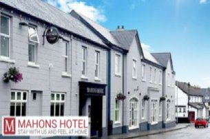 Relax and enjoy a 2 night stay with Mahons Hotel Prosecco and a Mist of The Erne Magical Short Break