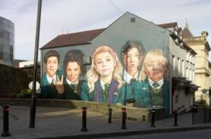 Experience a Derry Girls Spring Special with the Everglades Hotel DerryLondonderry from 55 pps