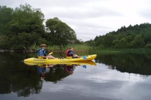 Lough Erne Canoe Trail Slow Half Day Adventure with Corralea Activity Centre from 47 pp