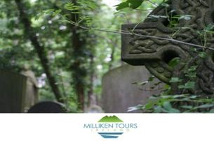 Full Day Guided Sacred Ireland Tour with Milliken Tours Ireland for 55 pp