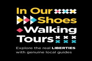 A tour of the Liberties in the Heart of Dublin City Centre  12 per adult