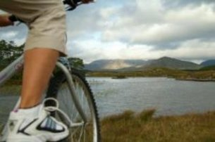 Freewheel on the Wild Atlantic Way with Renvyle House Hotel Co Galway 2 nights BB 1 Dinner from 209