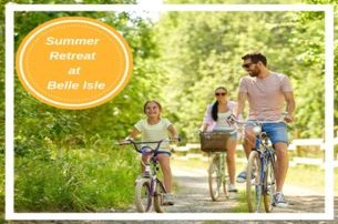 Treat the family to a Summer Retreat Package  5 Nights for 4 with Belle Isle Selfcatering Co Fermana