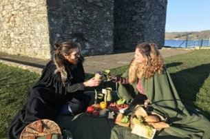 Feast in the open air at Neds Picnic at Winterfell with The Cuan Licensed Guest Inn Co Down for 1950