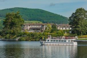 Fall into Winter Special with The Lakeside Hotel  Leisure Centre Co Clare from 169 per couple