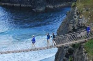 Causeway Coast  Rathlin Island 6 Day SelfGuided Walking Tour with Footfalls Walking Holidays UK for