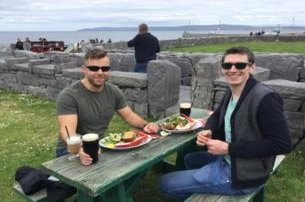 Aran Islands Food  Cultural Experience with Connemara Pub  Food Tours Co Galway from 300 per person