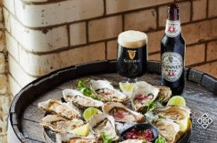 Sample the delights of the Guinness Storehouse Seafest Dublin City from 1850 pp