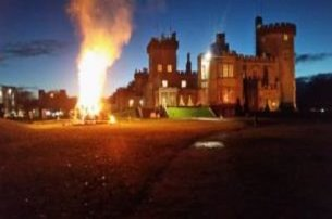 Two Night Family Halloween Break at Dromoland Castle Co Clare for 920 per family stay