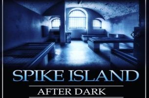 Take a trip back in time with Spike Island Cork After Dark tours for 22pp including ferry
