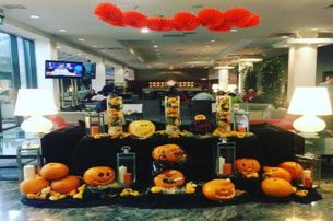 Spooktacular BB Package with the Herbert Park Hotel Dublin from 115 per night