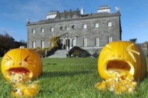 Halloween Fest at Westport House Co Mayo staying for 3 night at Hotel Westport from 499