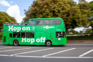 25 sur le meilleur  Hop On Hop Off Tour  de Dublin