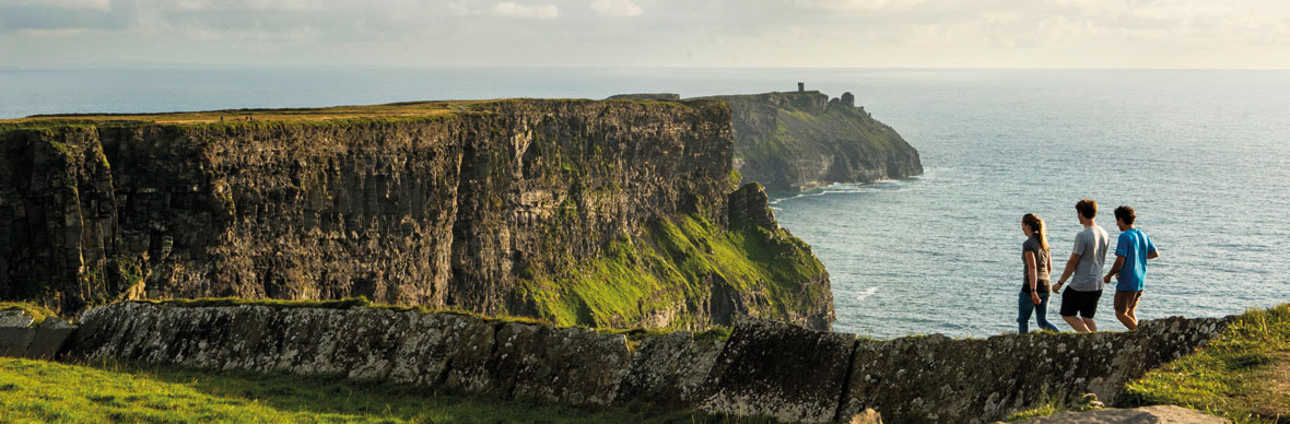 The Cliffs of Moher, County Clare