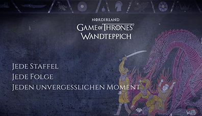 Game of Thrones®-Wandteppich-App