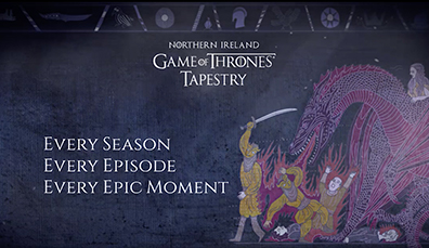 Game of Thrones® Tapestry app