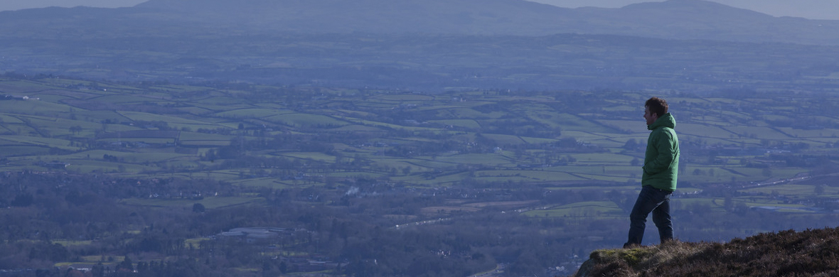 Divis and the Black Mountain, County Antrim