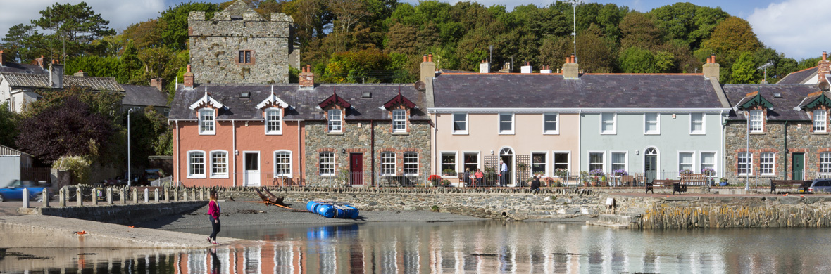Strangford, County Down