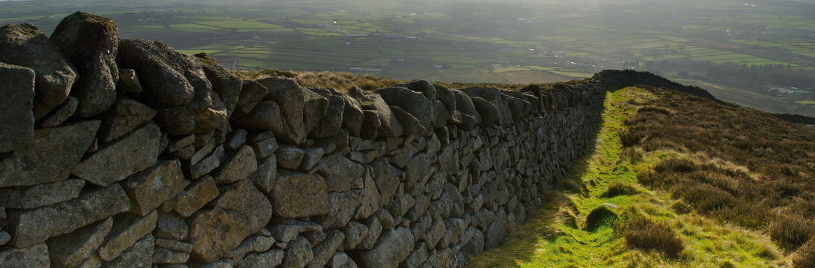 The Mourne Wall