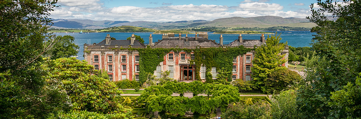 Bantry House & Gardens, County Cork