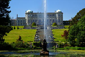 Powerscourt Estate, County Wicklow