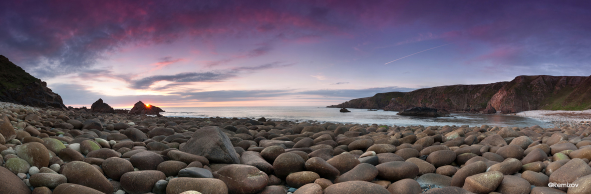 Bloody Foreland, County Donegal