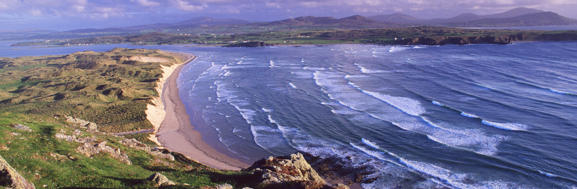 Inishowen Head Loop, County Donegal